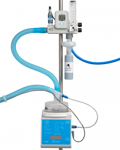 Система назальної високопотокової оксигенотерапії HFNC  MaxVenturi®