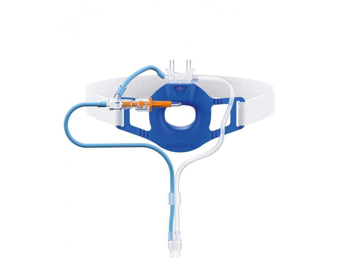 Cистема для ендоскопічних досліджень DualGuard™