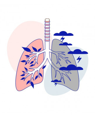Застосування кисневої терапії з високим потоком у пацієнтів з хронічною обструктивною легеневою хворобою з гострою гіперкапнічною дихальною недостатністю: багатоцентрове дослідження